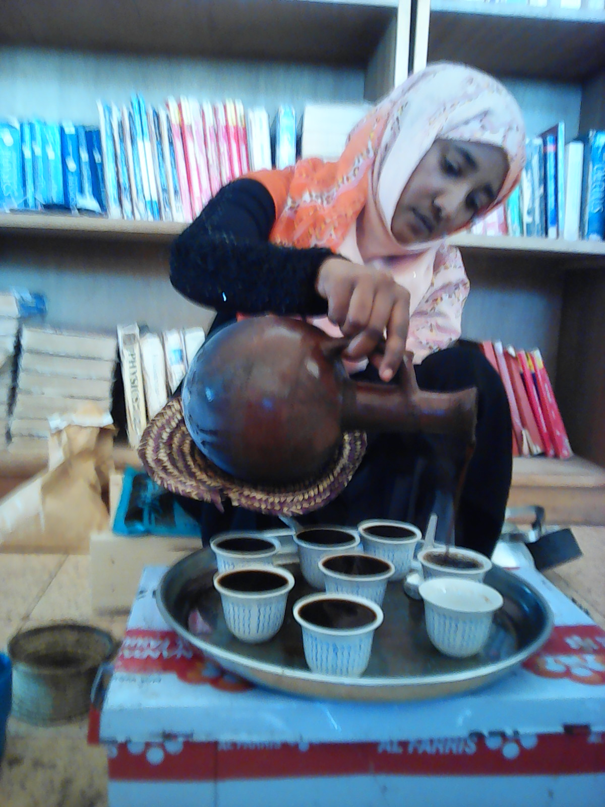 Implementing Koha for EIT – Asmara, Eritrea